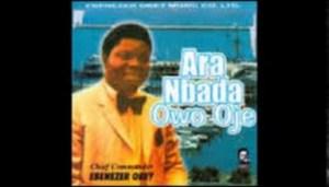 Ebenezer Obey - Ara Nbada
